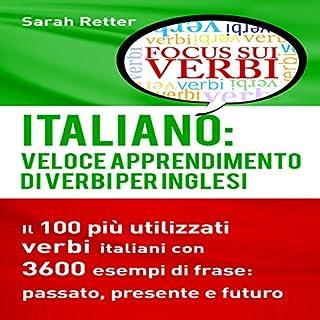 Italiano: Veloce Apprendimento di Verbi per Inglesi Titelbild