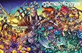 Game Informer 290 - The World's #1 Video Game Magazine - June 2017 - The Top 100 RPGs of All Time