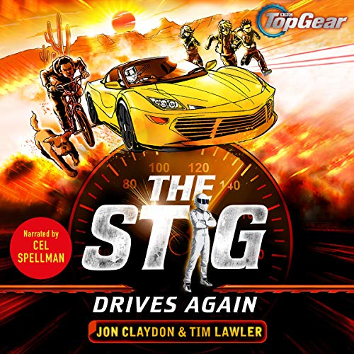 Couverture de The Stig Drives Again
