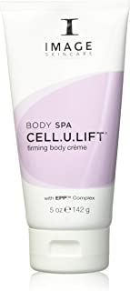Image Body Spa Cell.U.Lift Firming Body Creme by Image for Unisex - 5 oz Cream, 142 g
