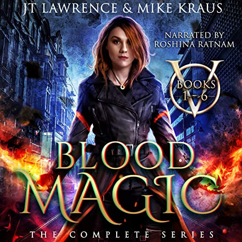 Blood Magic: The Complete Series cover art