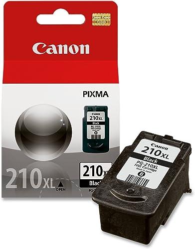 Genuine Canon PG-210XL HIGH Yield Ink Cartridge, Black