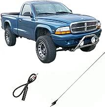Compatible with Dodge Dakota 1997-2004 Factory OEM Replacement Radio Stereo Custom Antenna Mast