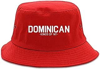Dominican Mens Bucket Hat