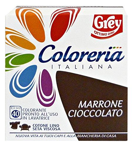 COLORERIA ITALIANA MARRONE CIOCCOLATO 100+75GR