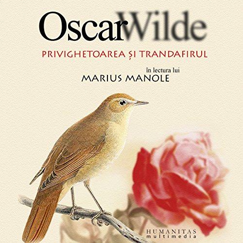 Privighetoarea și trandafirul audiobook cover art