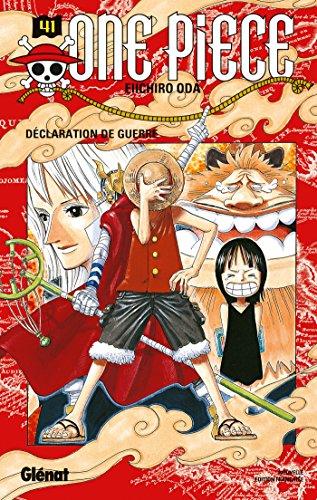 One Piece - Édition originale - Tome 41: Déclaration de guerre
