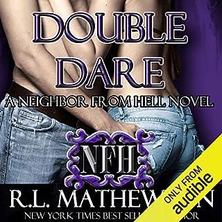 Double Dare audiobook cover art