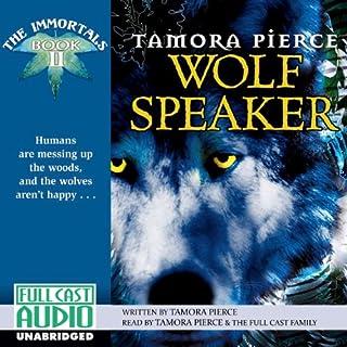 Wolf Speaker audiobook cover art