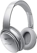 Bose Noise Canceling Quietcomfort 35 Series II Wireless Headphones-Silver