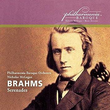 Brahms: Serenades, Opp. 16 & 11 (Live)