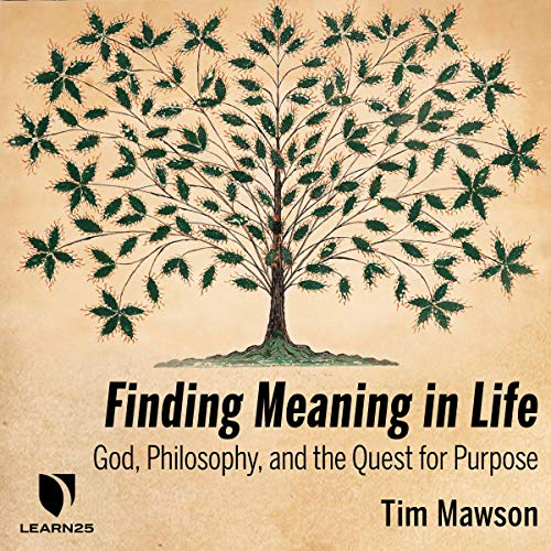 Finding Meaning in Life: God, Philosophy and the Quest for Purpose copertina