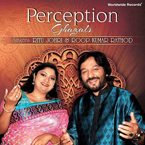 Roop Kumar Rathod & Ritu Johri