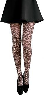 Pamela Mann Nylon-Strumpfhose Leopard, verschiedene Farbvariationen und Grössen