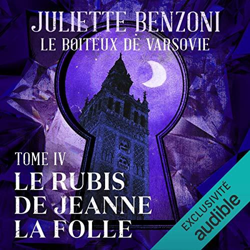Le rubis de Jeanne la Folle  By  cover art