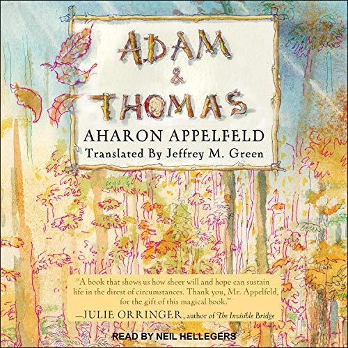 Couverture de Adam and Thomas