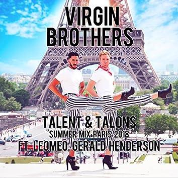 Talents & talons (Summer Mix Paris 2018)