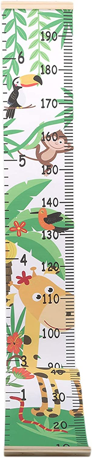 Dollandd New York Mall shopping Baby Height Growth Chart Ruler Measuring Wall f Hanging