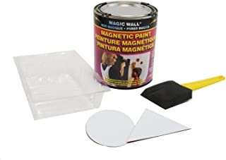 Magic Wall Magnetic Paint Quart Kit - 32 oz