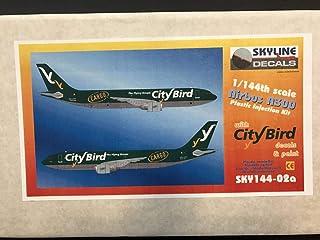 1/144スケール キット エアバス A300 City Bard航空