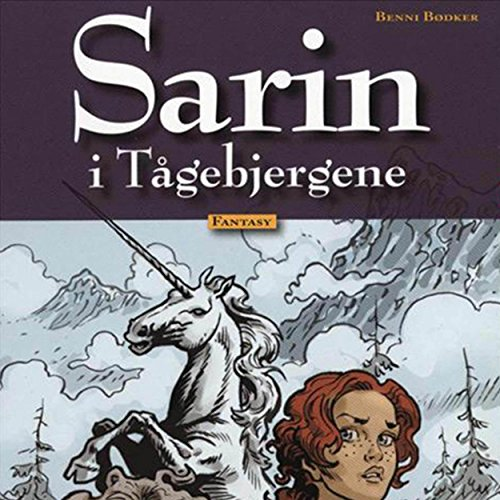 Sarin i Tågebjergene cover art