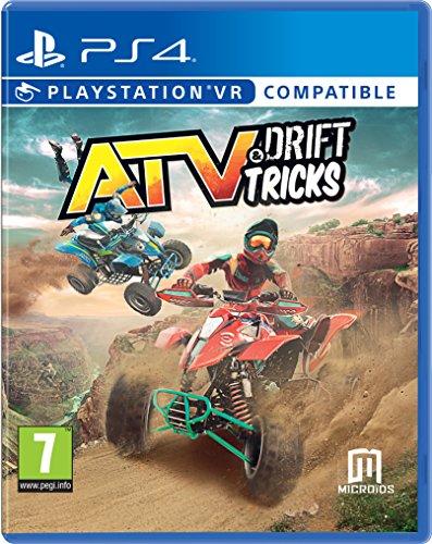 ATV Drift & Tricks (PSVR Compatible) PS4