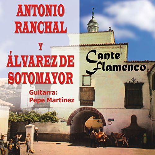 Antonio Ranchal y Alvarez de Sotomayor feat. Pepe Martínez