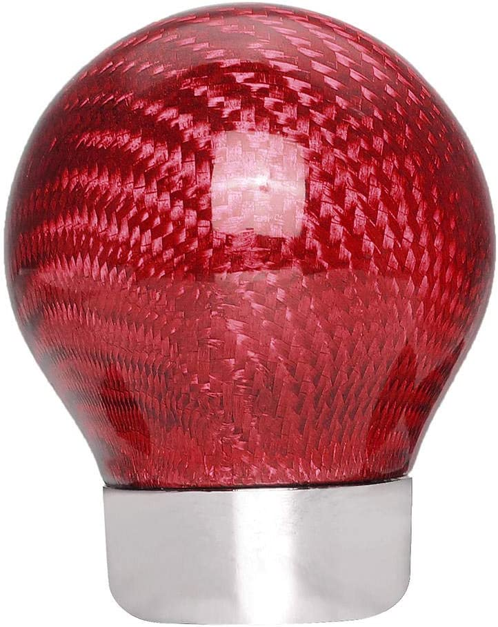 LINGX XIANS Universal Carbon Fiber Color Direct sale of manufacturer with Gear 8m Knob Shift We OFFer at cheap prices