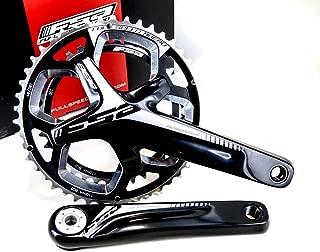 FSA Gossamer Pro 386EVO ABS DB Road Bicycle Crankset (Black - 46/36t - 170 w/o BB N-11)
