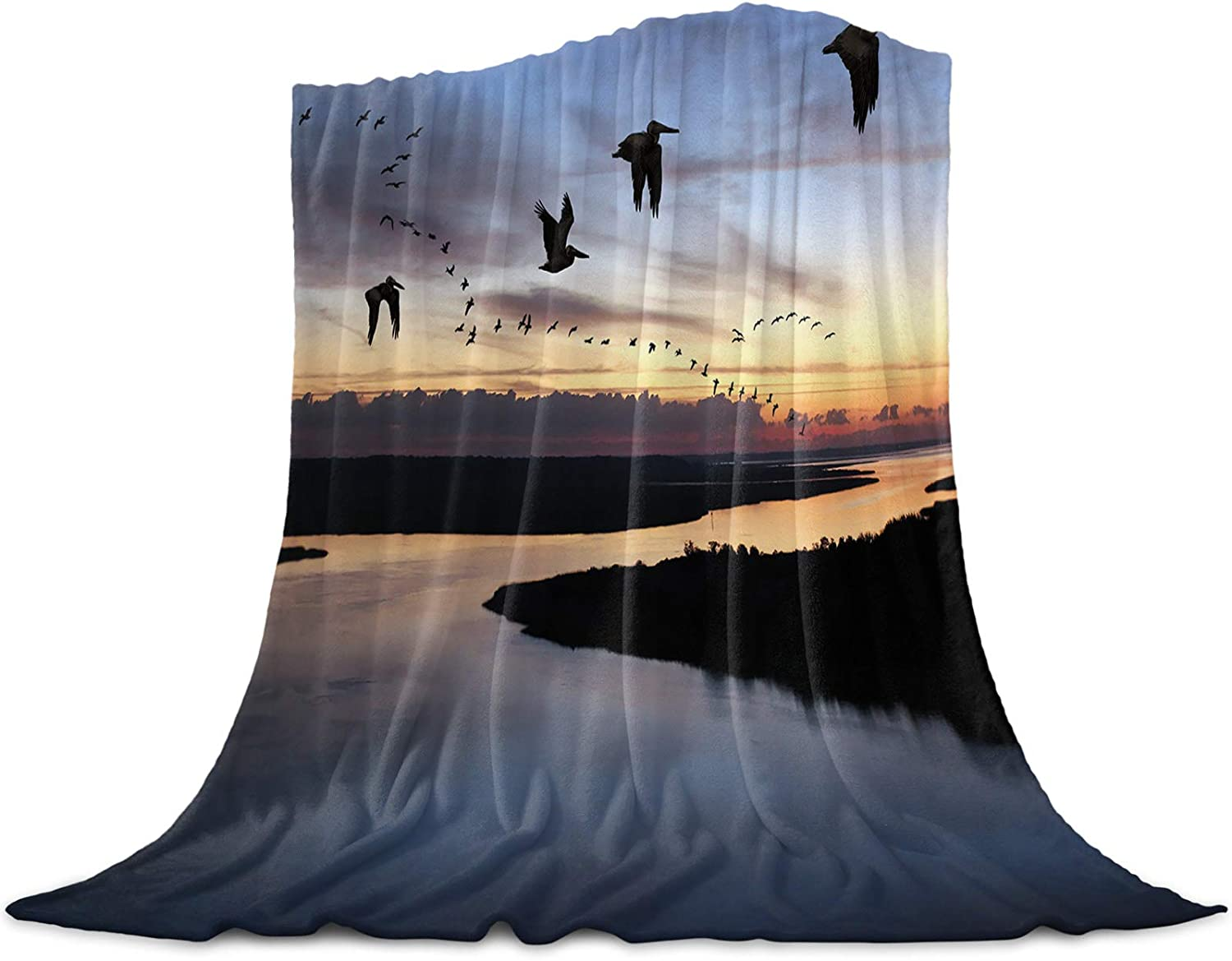 SODIKA Fleece Throw Outstanding Blanket Flannel Couc Throws and for Blankets Selling rankings