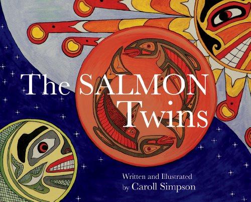 The Salmon Twins (Coastal Spirit Tales) (English Edition)