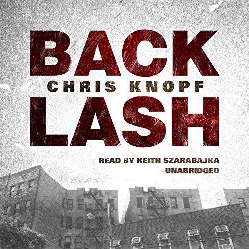 Back Lash audiobook cover art