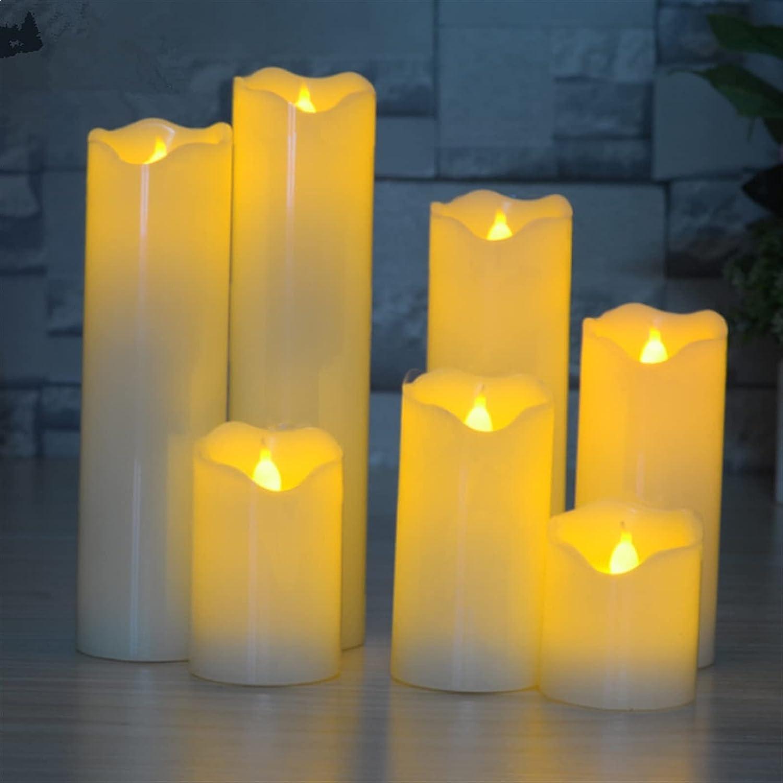 yongyundi LED Fresno Mall Electronic Candle Lamp Wedding Bea Birthday Max 62% OFF