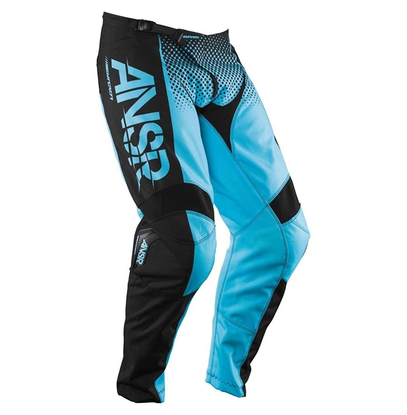 Answer Racing A17.5 Syncron Men's Off-Road Motorcycle Pants - Blue/Black / Size 34