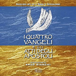 I quattro Vangeli e gli Atti degli apostoli copertina