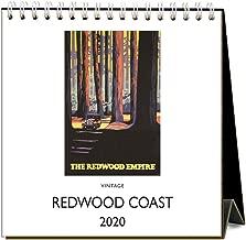 Redwood Coast 2020 Calendar