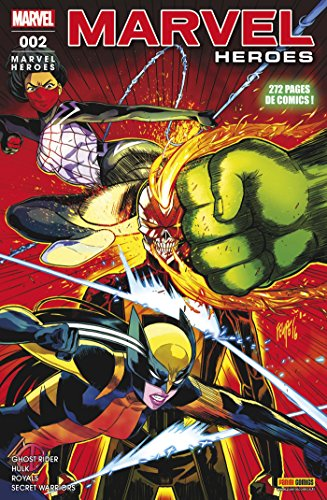 Marvel Heroes n°2