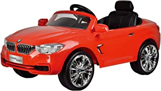 Car Electric BMW Ride On with Remote Control for Kids, Red, 29-669AR