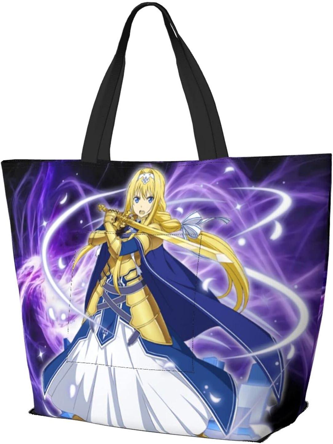 Sword OFFicial store Art Online Shoulder Bag Asuna Washington Mall Anime Durable Yuuki
