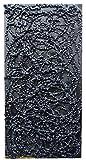 ORIGINAL Chris Riggs space sculpture 48' x 24' wood black minimalist foam dada fine pop art spray paint modern...