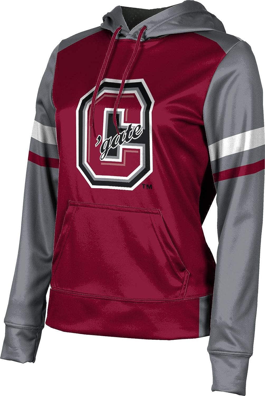 ProSphere Colgate University Girls' Pullover Hoodie, School Spirit Sweatshirt (Old School)