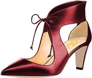 Women Stylish High Heel Pumps Lace Up Sandals Cut Out Party Evening Dress Shoes Size 4-15 US