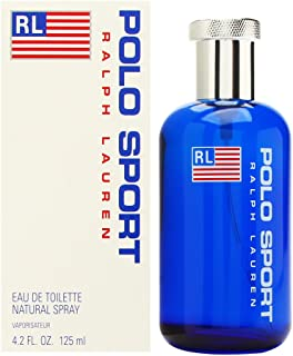 Polo Sport by Ralph Lauren for Men 4.2 oz Eau de Toilette Spray