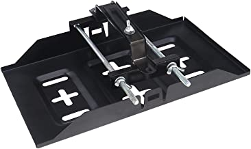 SING F LTD Battery Tray Holder Base Clamp Bracket Kit Metal