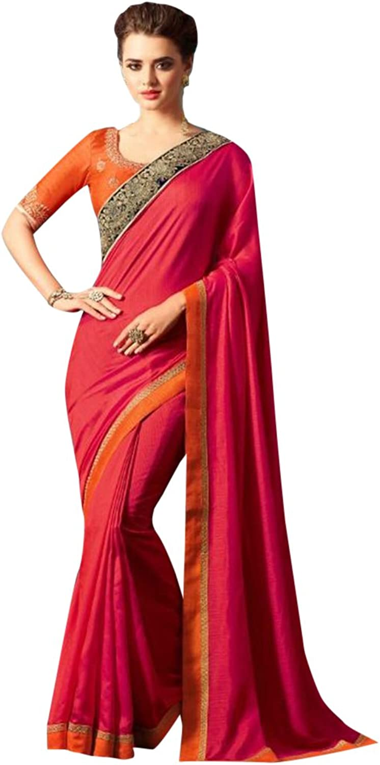 Bollywood wedding,Party wear Collection Of Saree Sari Blouse Designer Women Indian Ethnic wear hit 2537