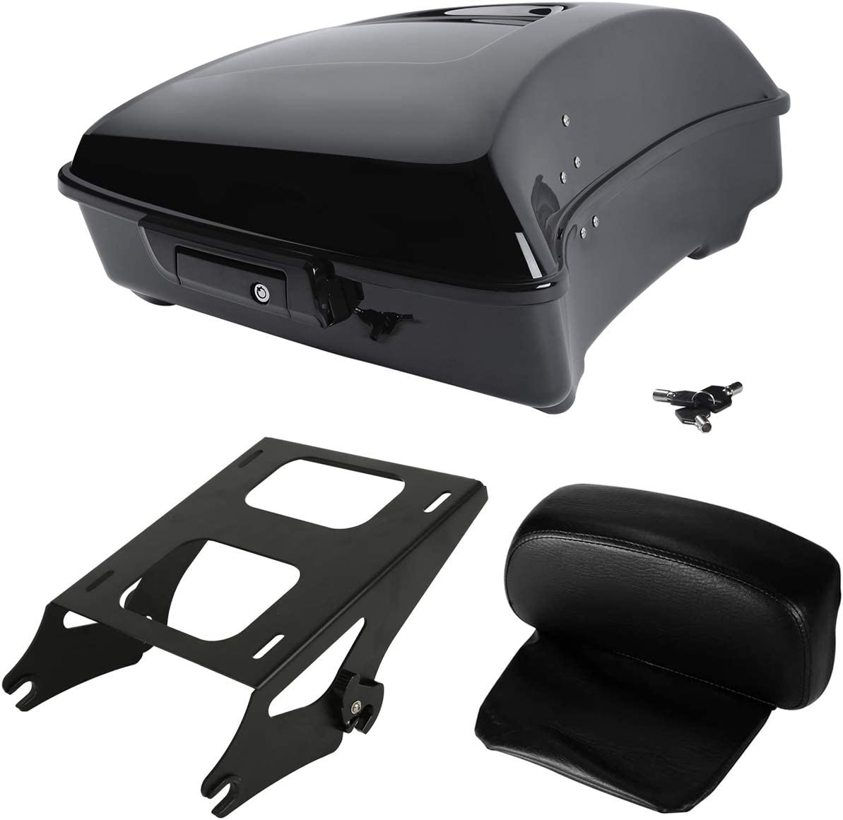 Chopped Tour pack safety Luggage Kit w Free Shipping Cheap Bargain Gift Fitted Pad Backrest Lini