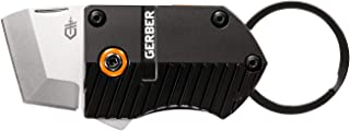 Gerber Key Note, Compact Fine Edge Scraping & Cutting Knife, Black [30-001691]