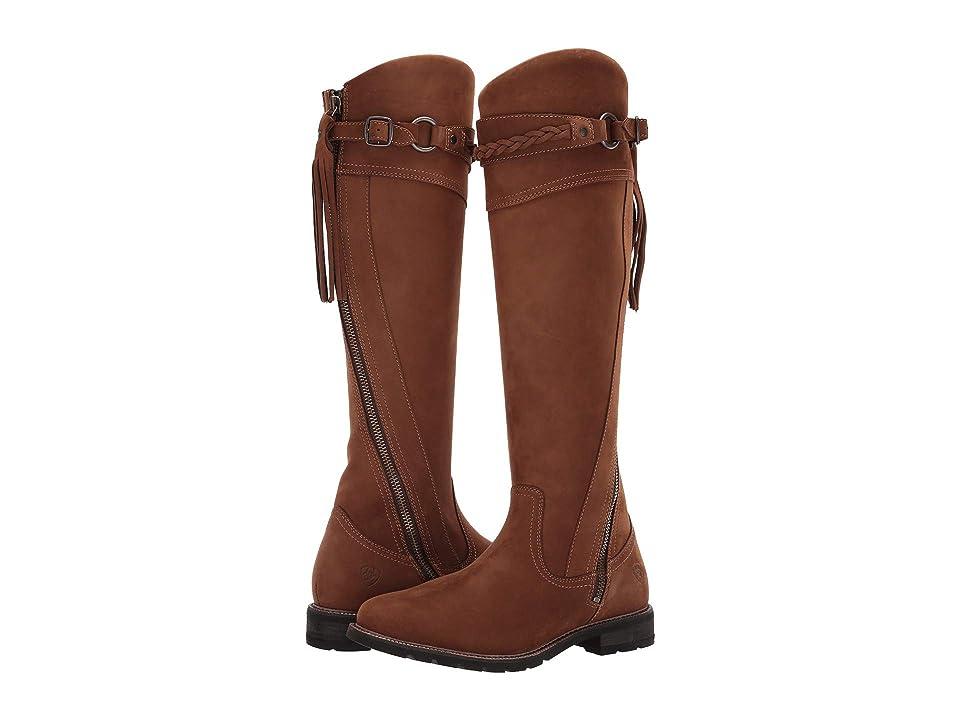 Ariat Alora (Chestnut) Cowboy Boots