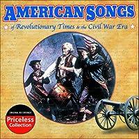 American Songs of Revolution & Rain Forest
