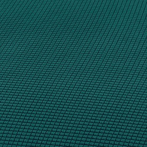 KTUCN Fundas de sofá, Funda de sofá elástica Jacquard para Sala de Estar Funda de sofá Funda seccional Protector de Muebles Funda de sofá elástica, Turquesa, 3 Seater 190-230cm